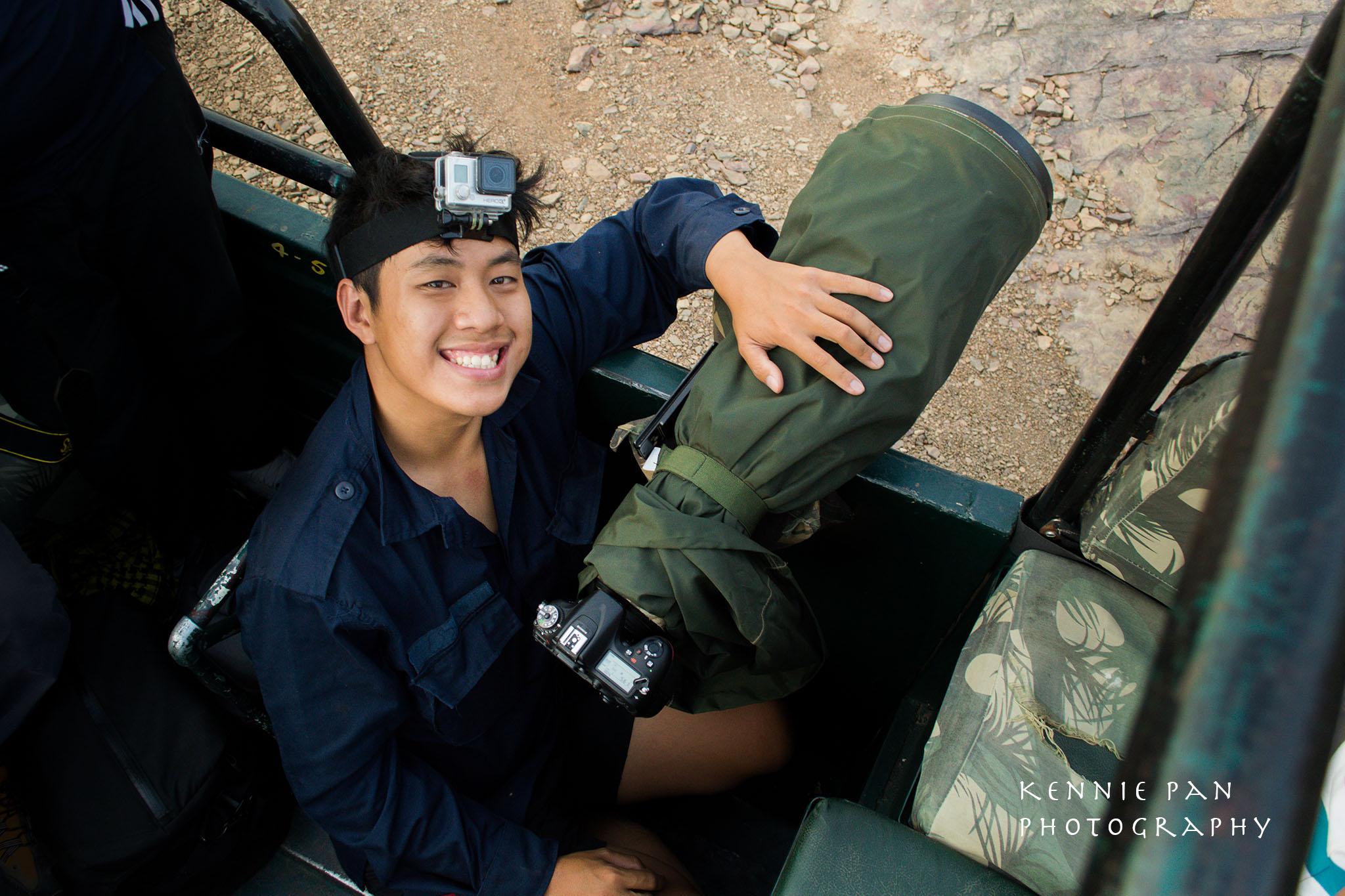 Singapore Wildlife Photographer